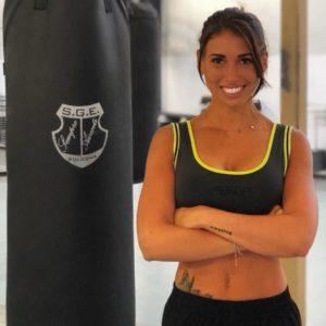 Ilaria Graffagnini - Istruttrice Fitness
