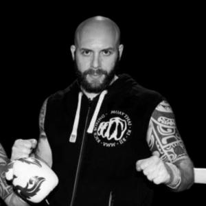 Alfredo Moretta - Istruttore Muay Thai