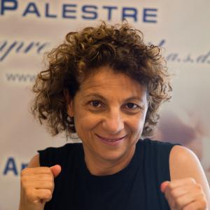 Cristina Angioni - Istruttrice Thai Boxe