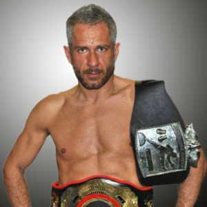 Mario Zanotti - Istruttore Muay Thai