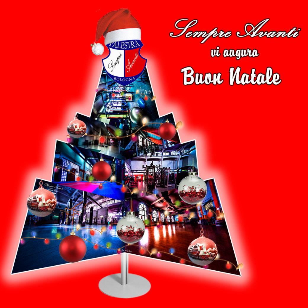 Buon Natale Ornament.Buon Natale Sempre Avanti Bologna