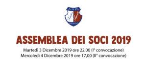 Assemblea dei Soci 2019